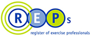 REPs - Register of exercise professional